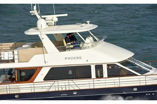Hunt Yachts 76 Ocean Flybridge image