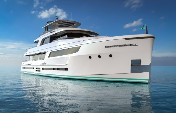 2022 Outer Reef Trident 3200