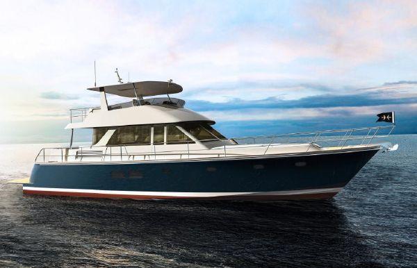 2020 Hunt Yachts 63 Ocean