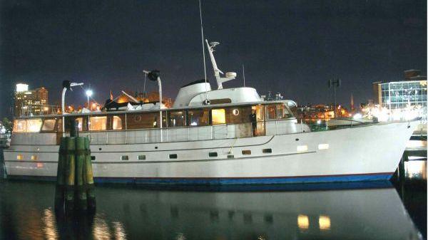 Broward Classic Motor Yacht Photo 1