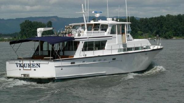 Marlineer 60 Pilothouse