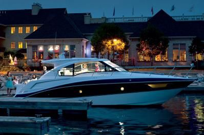 Cruisers Yachts 41 Cantius Manufacturer Provided Image