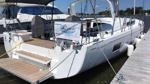 Beneteau Oceanis 51.1 In-Stock
