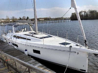 2020 Beneteau<span>Oceanis 51.1 In-Stock</span>