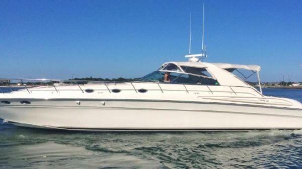 Sea Ray 580SSS