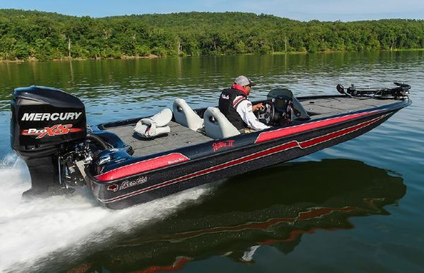 2018 Bass Cat Pantera II