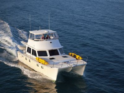 2009 Maine Cat Power Catamaran<span>Flybridge</span>