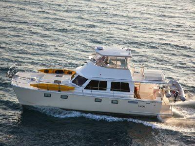 Maine Cat Power Catamaran