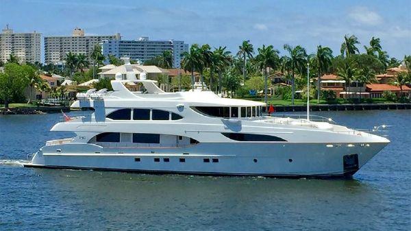 IAG Motor Yacht