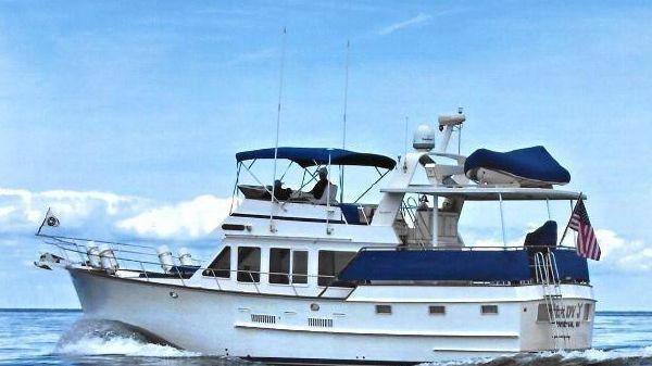 Ocean Alexander 43 Flush Aft Deck