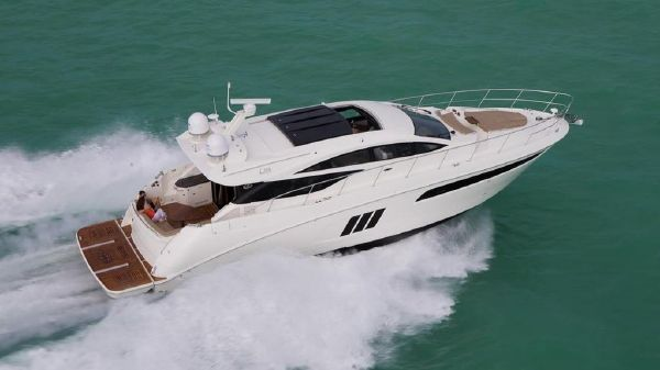 Sea Ray L590 Express