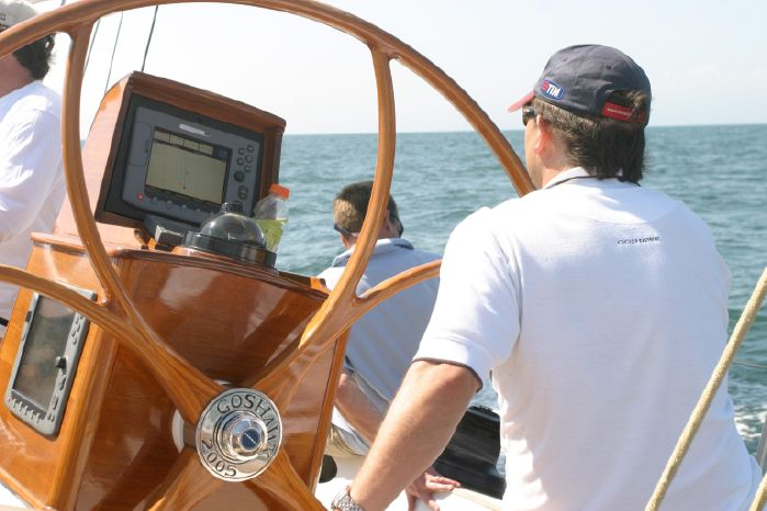 2005 Brooklin Boatyard Brokerage Purchase