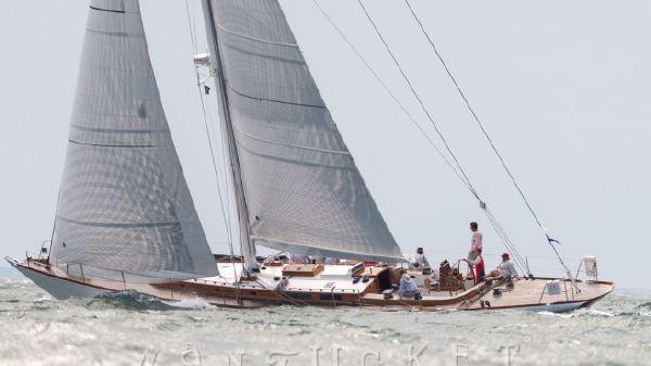 Brooklin Boatyard Spirit of Tradition Sloop