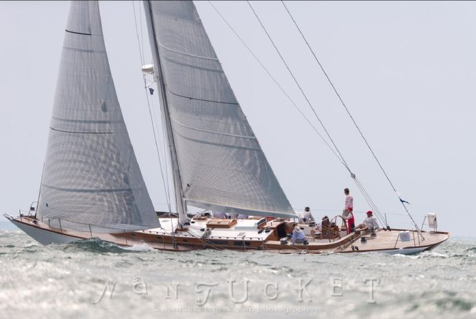 2005 Brooklin Boatyard Spirit of Tradition Sloop For Sale New England