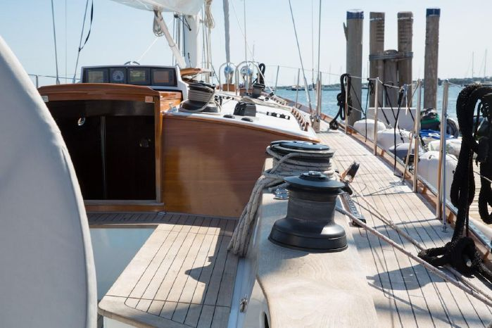 2005 Brooklin Boatyard Spirit of Tradition Sloop Brokerage Sell
