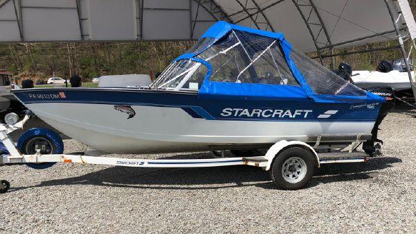 Starcraft 190 Super Fisherman