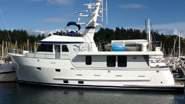 Northern Marine 64 Raised Pilothouse Trawler In Anacortes