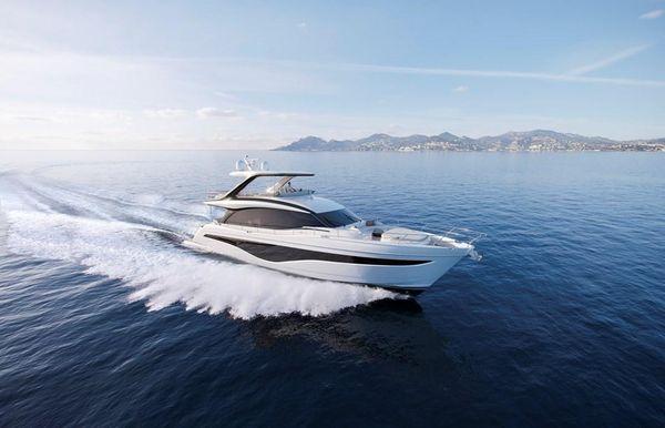 2022 Princess Y72 Motor Yacht