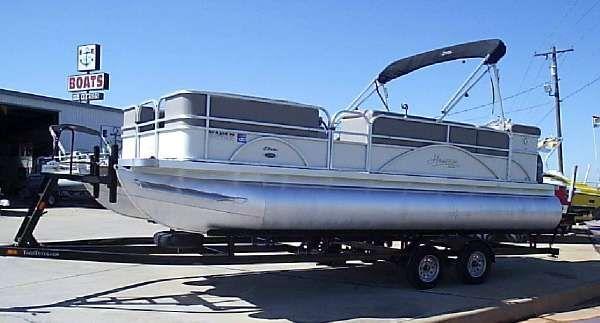 Hampton Pontoons 2285 Elite Cruise