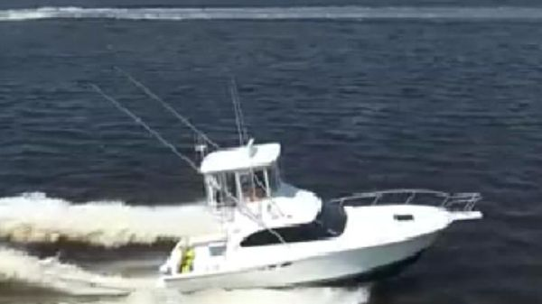 Luhrs 35 Flybridge Sport Fisherman