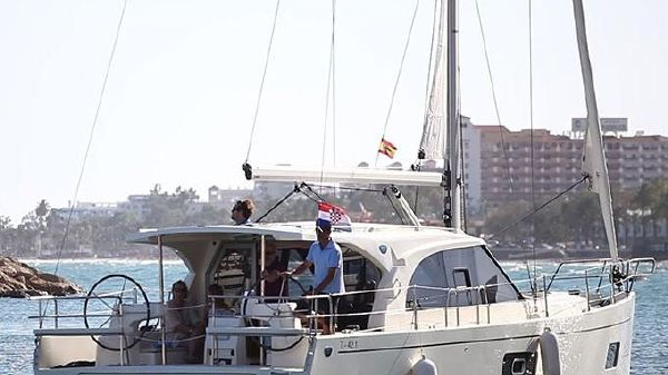 Albatross 42 Albatross 42.1 Deck Saloon Yacht for sale