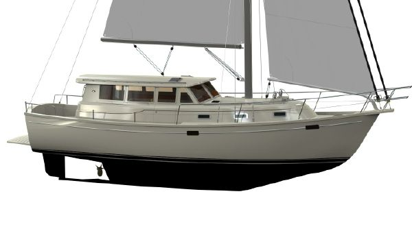 Island Packet 42 Motor Sailer
