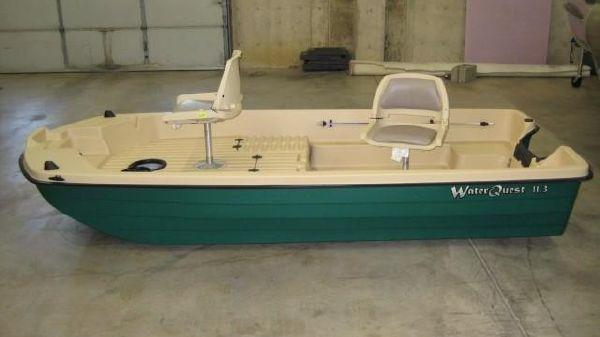 Waterquest Bass Tender 11.3