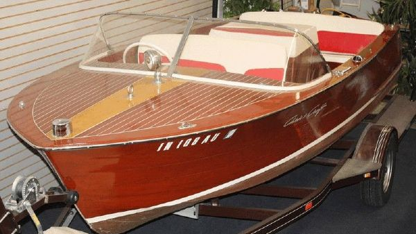Chris-Craft 17' Runabout
