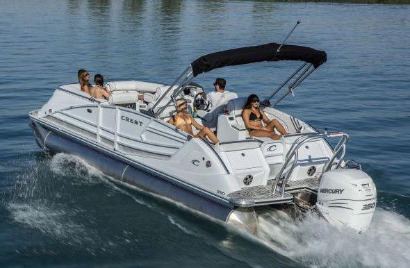 2017 Crest Savannah 250 NX SLR2