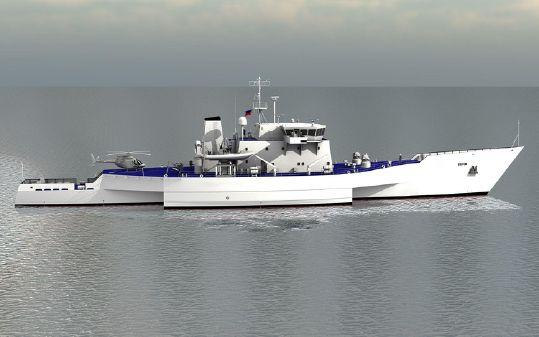 Vosper Thornycroft VT image