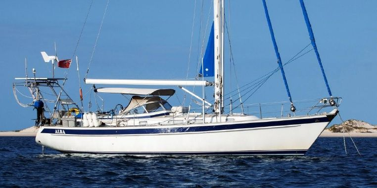 Hallberg Rassey Yachts for Sale | New England Boat Brokerage