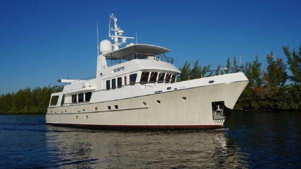 Kuipers Woudsend Raised Pilothouse Long Range Cruiser