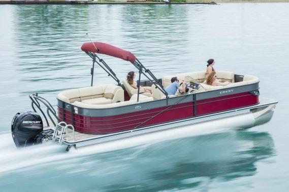 2017 Crest III 250 SL