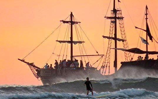Custom Hawaii Pirate Ship Adventures