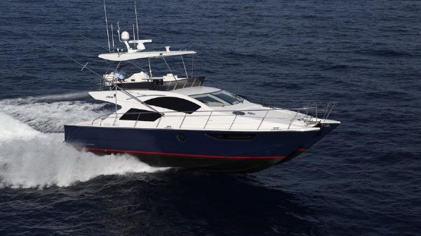 Mares Catamaran 45 Yacht Fish Mares Power Catamaran