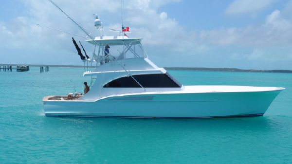 Middleton Boatworks Custom Carolina Sportfish
