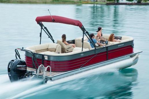 2017 Crest III 250 L