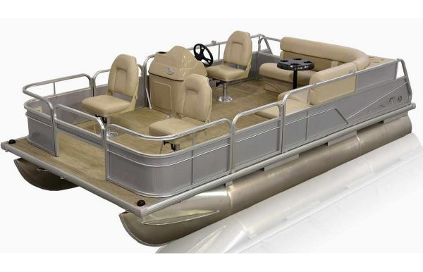 2019 Misty Harbor 1680 Explorer FC