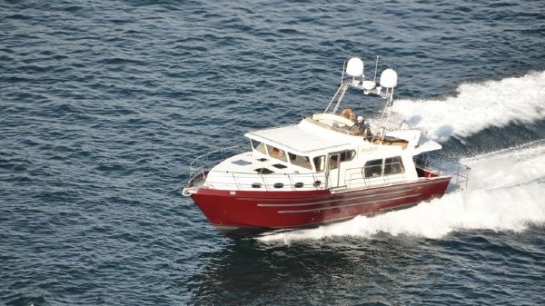 EagleCraft 45' Pilot House Cruiser