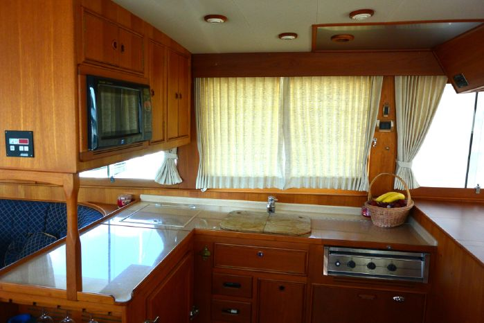 2002 Grand Banks Sell Maine