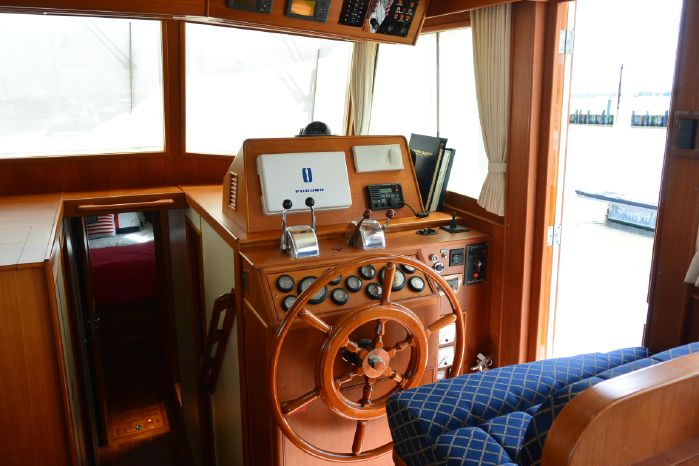 2002 Grand Banks For Sale Purchase