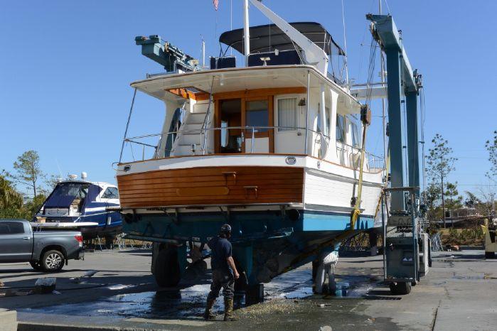2002 Grand Banks BoatsalesListing Massachusetts