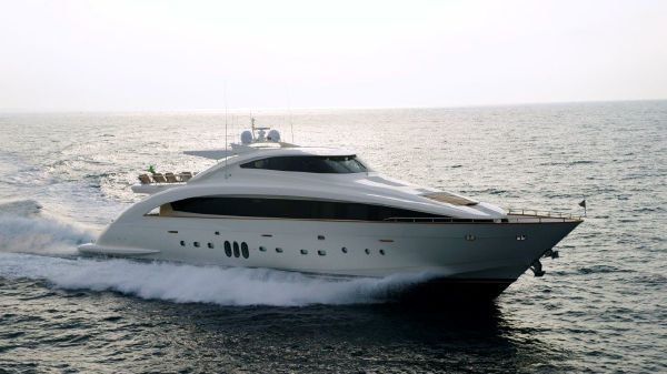 PerMare Amer Yachts 116