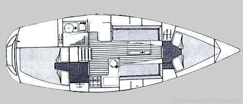 Moody 31 Mk II image
