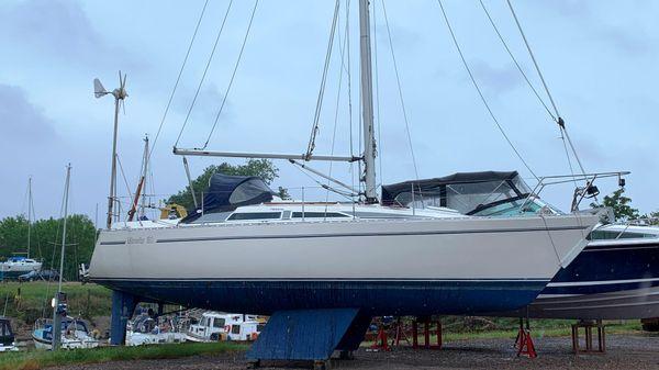 Moody 31 Mk II