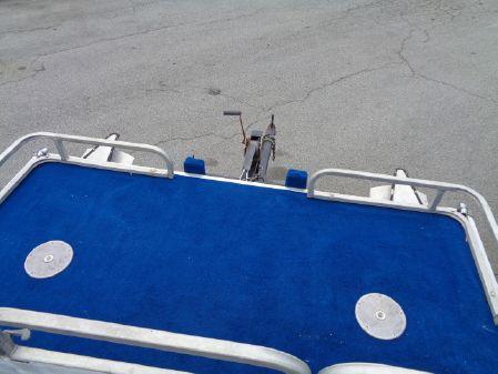 Sunbird pontoon image