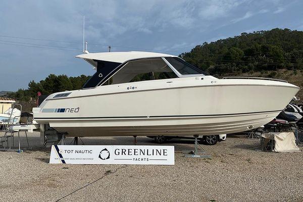 Greenline NEO Hard Top - main image
