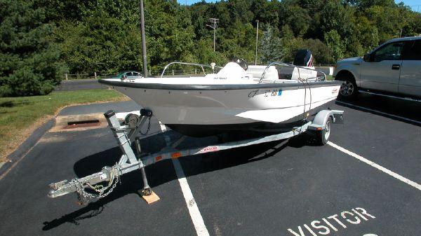 Boston Whaler 150 Sport