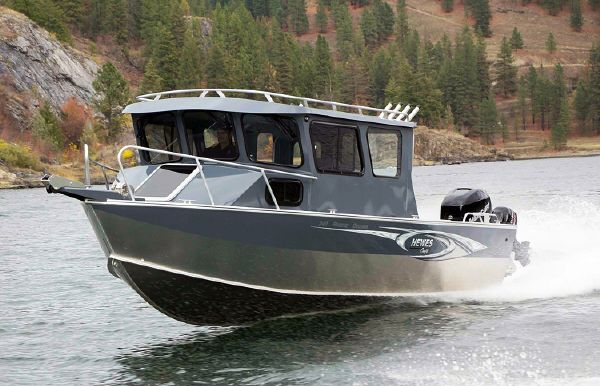 2020 Hewescraft 220 Pacific Cruiser HT