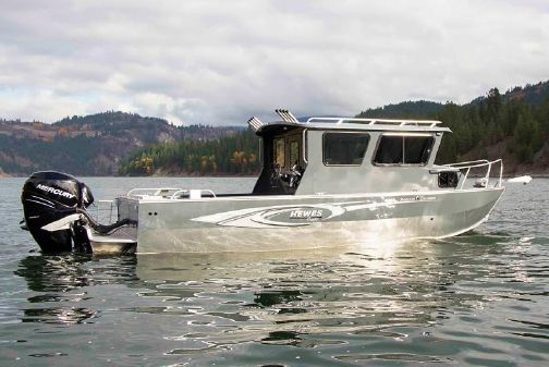 Hewescraft 240 Pacific Cruiser HT image